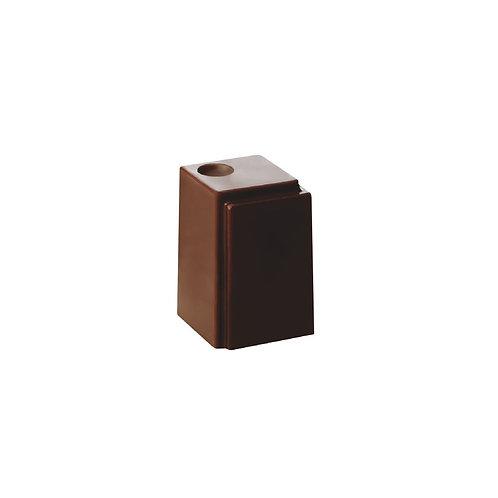 Pavoni Praline Mould, PC21 18x18x28mm, 24 Cavity x 10g