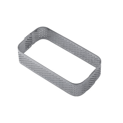Micro-perforated Steel Rectangle Band. XF13.