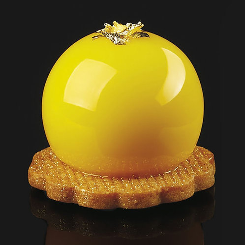Pavoni Sphere Mould, 30mm x 30 - PX4313