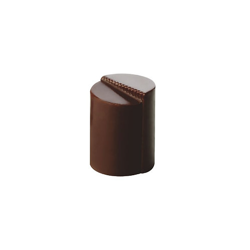 Pavoni Praline Mould, PC22 21x28mm, 24 Cavity x 10g
