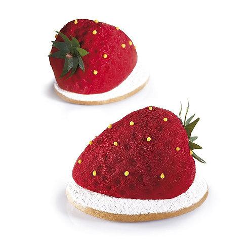 Pavoni Strawberry Mould. PX4333