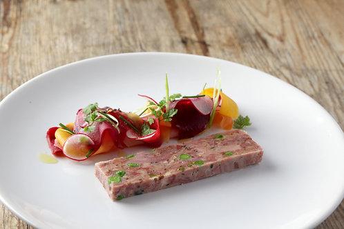Little & Cull Ham Hock & Pea Terrine 3x500g