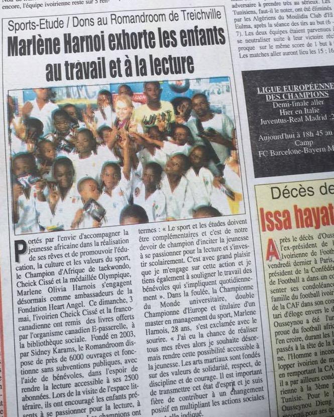 L'intelligent d'Abidjan
