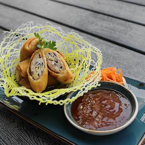 (CHA GIO) Vietnamese Crispy Spring Roll