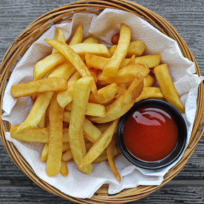 (Khoai Tay Chien) French Fries.