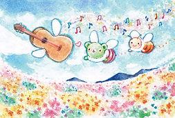みつばちギター.jpg