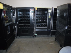 Vending machines Bank 1