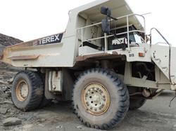 Terex Model TR45 Rock Truck