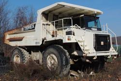 Terex Model TR60 Rock Truck