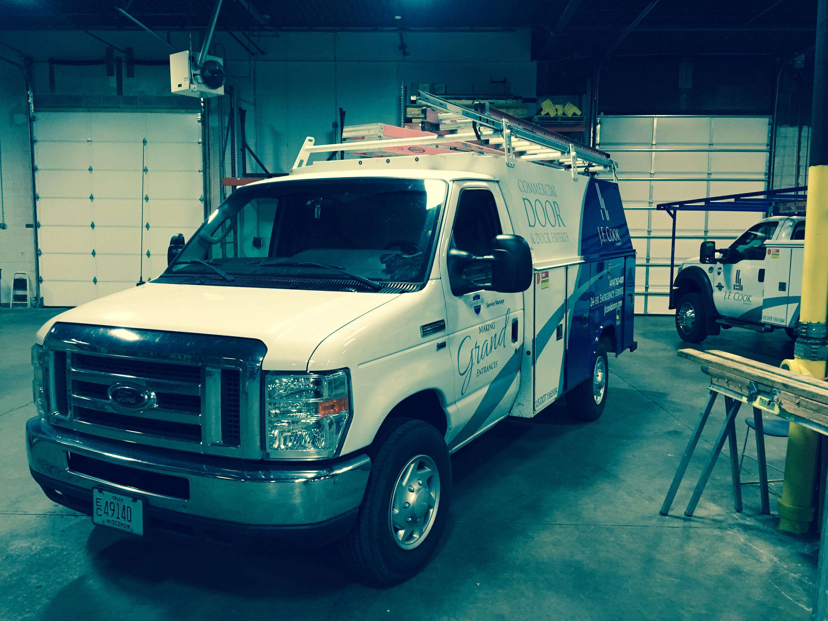 Ford Van 1