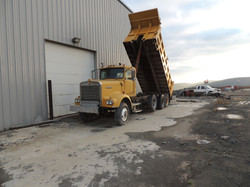 Kenworth C500 Tri-Axle Dump Truck