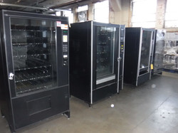Vending Machines Bank 3