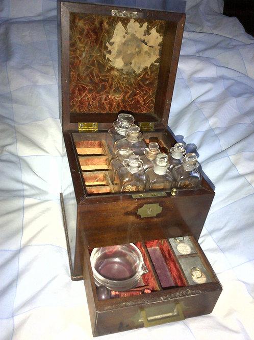 Early 18th Century Apothecary Box
