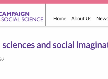 SOCIAL IMAGINATION AND SOCIAL SCIENCE