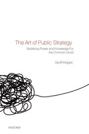 The Art of Public Strategy: