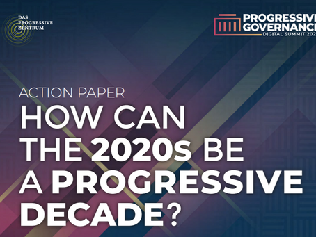 How can the 2020s be progressive?