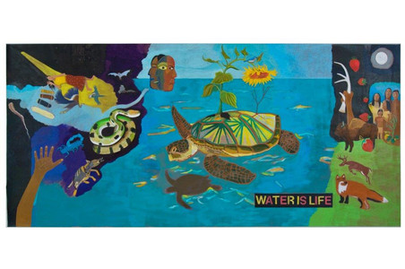Iroquois Creation Story- Water is Life