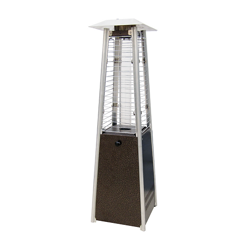 Pyramid Tabletop Heater