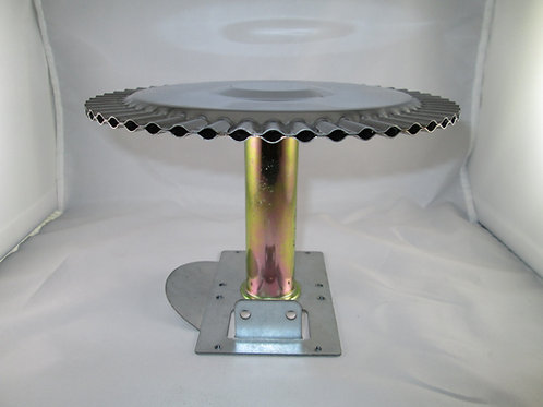 Burner Plate