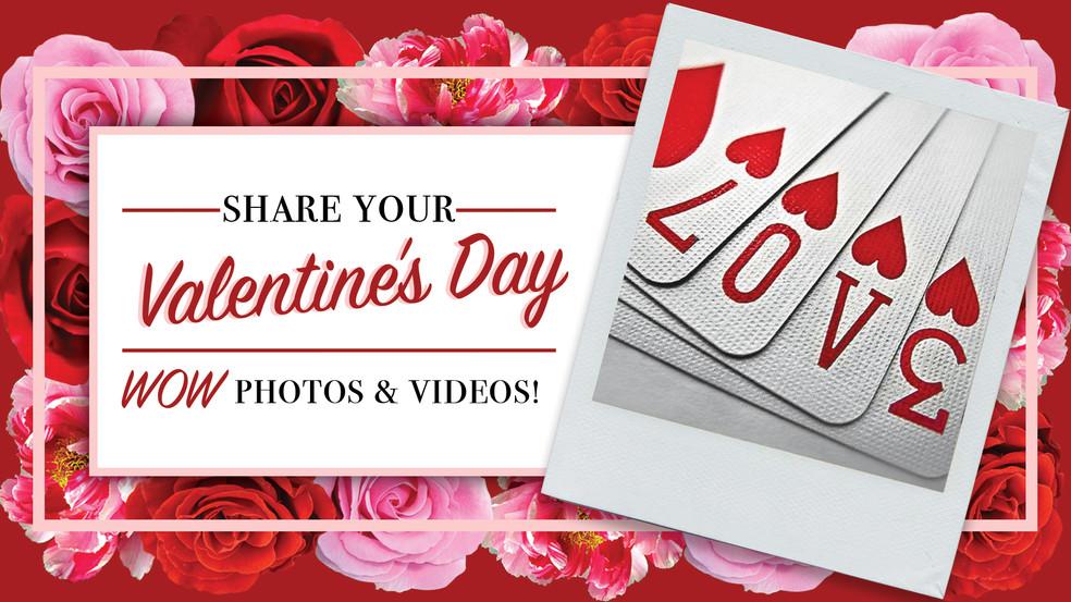 Valentine's Day Engagement Post
