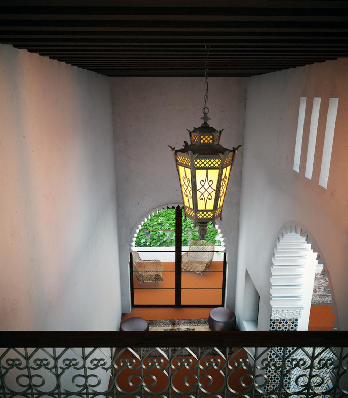 Riad per a Hotel a Tetuan, Marroc