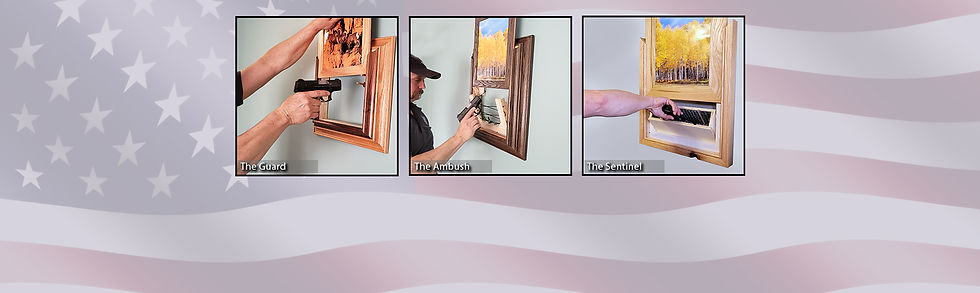 Home Page Top Photo Strip (open frames).