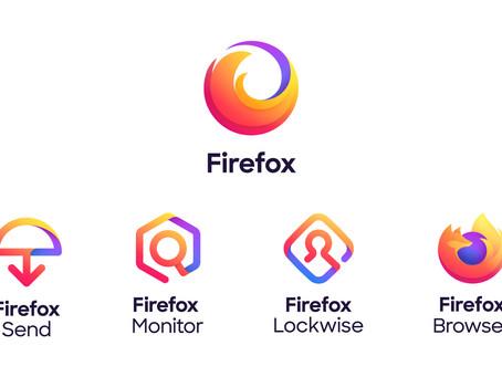 Firefox: A evolução de uma marca