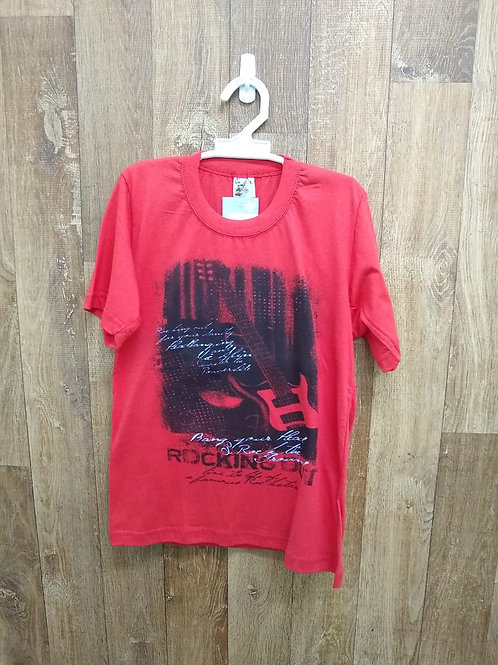 CAMISETA VISUAL RADICAL ROCKING