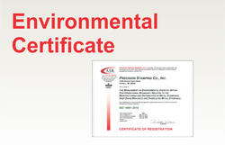 Environmental Certificate