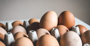 Jak nauczyłam dwulatka robić jajecznice i podać mi ją do łóżka.