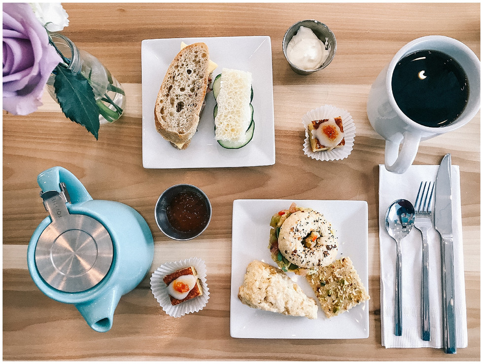 Afternoon Tea at The Sweet Praxis | Syracuse, NY | Syracuse Photographer
