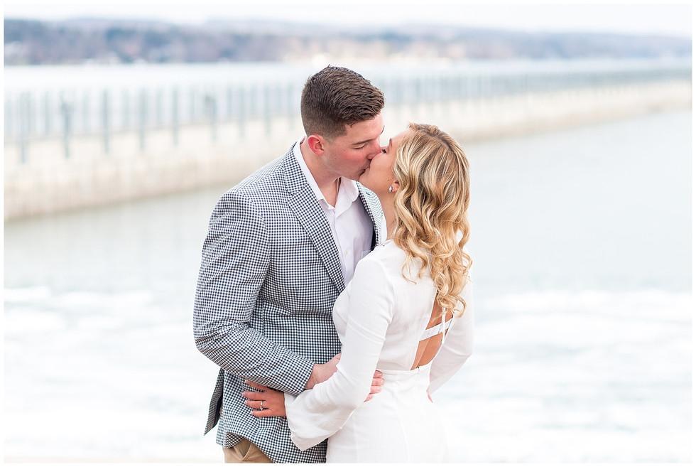 Nicole & Ian Skaneateles, NY Engagement   Syracuse Wedding Photographer