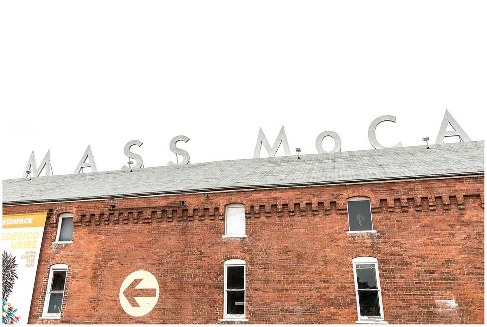Ashlei & Joe Engagement at Mass MoCA | North Adams, MA | Syracuse NY Photographer