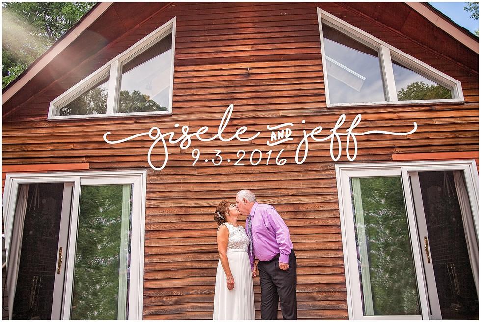 Gisele & Jeff   Pittsfield, MA Wedding   Berkshire Bride