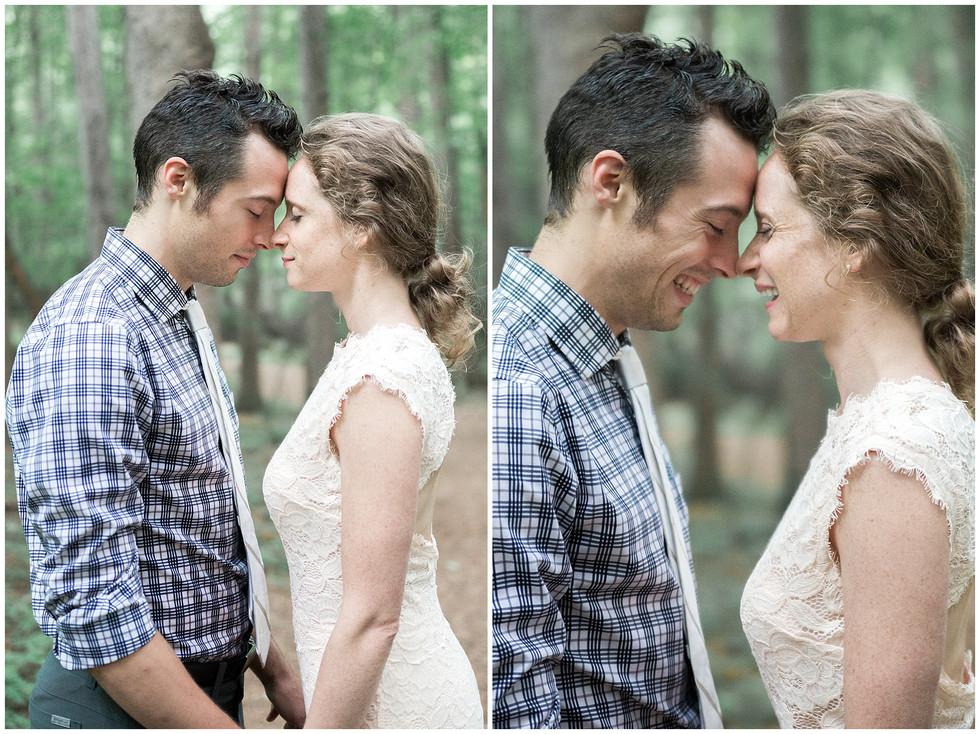 Christine & Adam | Beaver Lake Engagement Session | Syracuse Wedding Photographer