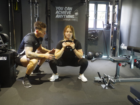 HOW IS APTITUDE FITNESS GETTING ON!