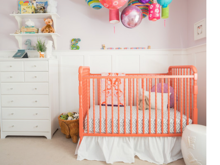 CRIB FIX : CORAL CHAMELEON