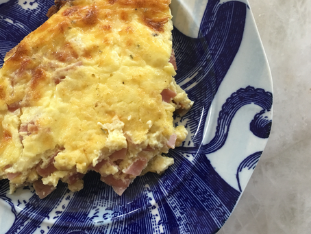FOOD FIX: LEFTOVER'S OMELET