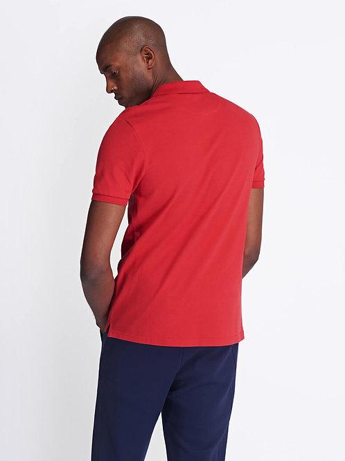 Polo Shirt-Gala Red