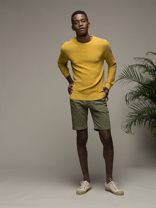 Ola Knitwear-Yellow
