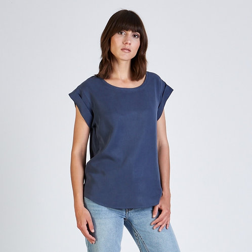 Capri-Light Blue(Tencel)