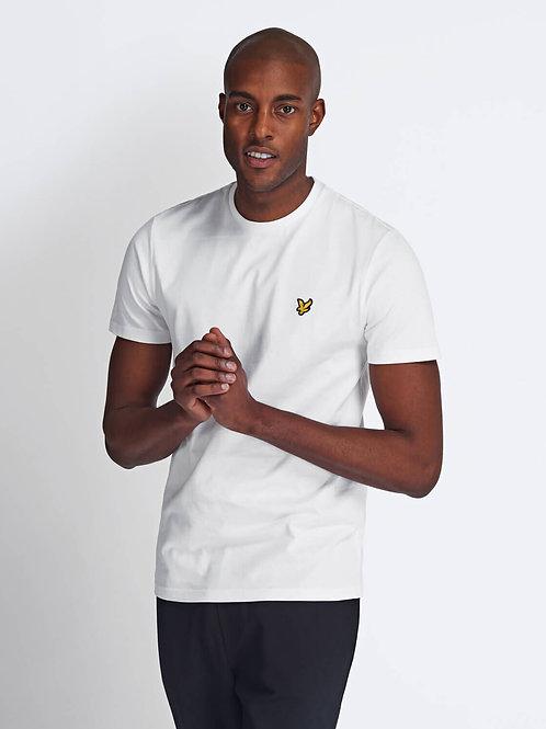 Crew Neck T-Shirt-White