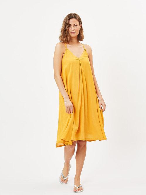 Yarah Dress-Sunflower