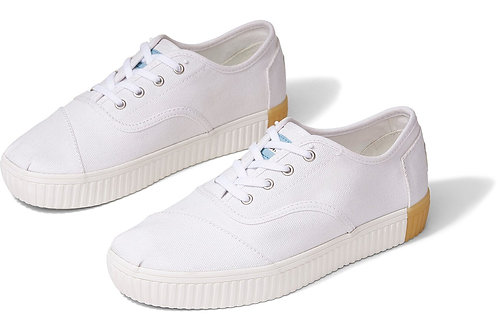 Cordones Sneaker-White