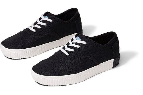 Cordones Sneaker-Black