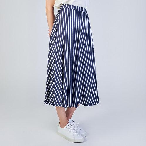 Vana – Blue / White (Stripes)