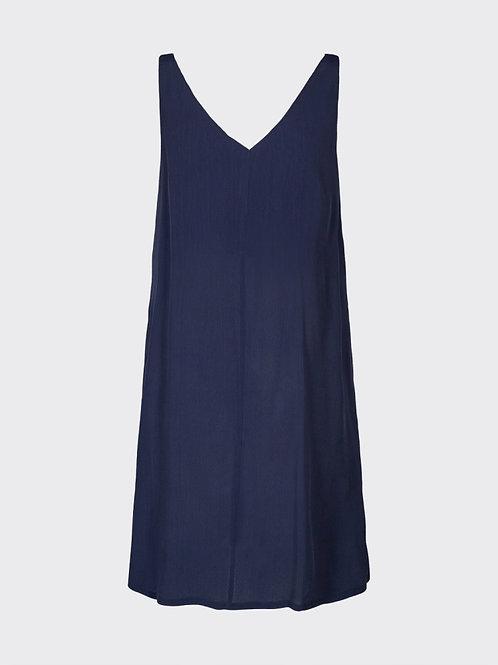 Imilia short dress-Navy Blazer