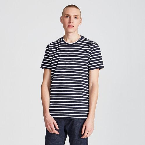 Colby – Blue / White (Stripes)