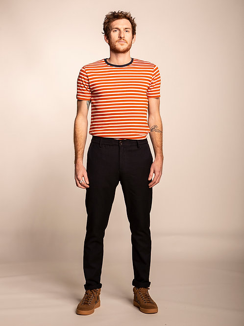 Chino Trousers-Olow