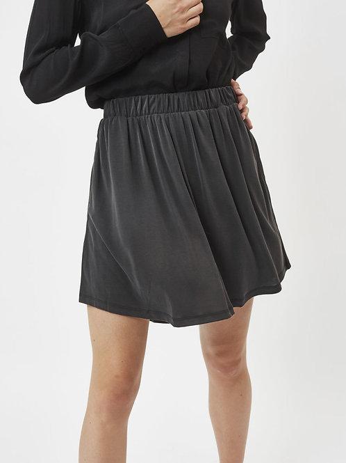 Liff Short Skirt-Black